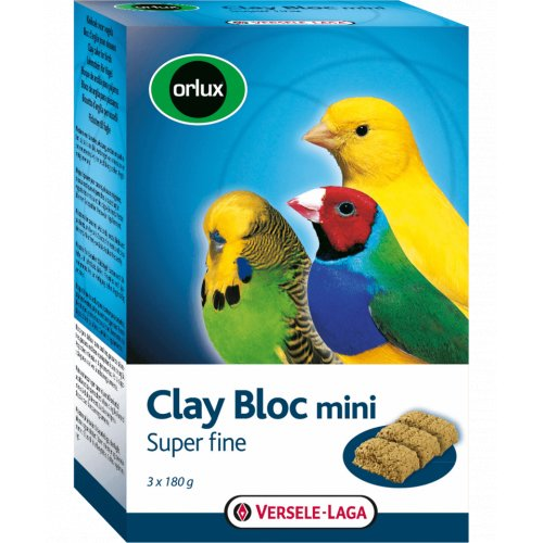 Clay Bloc Mini Lehmstein - Orlux