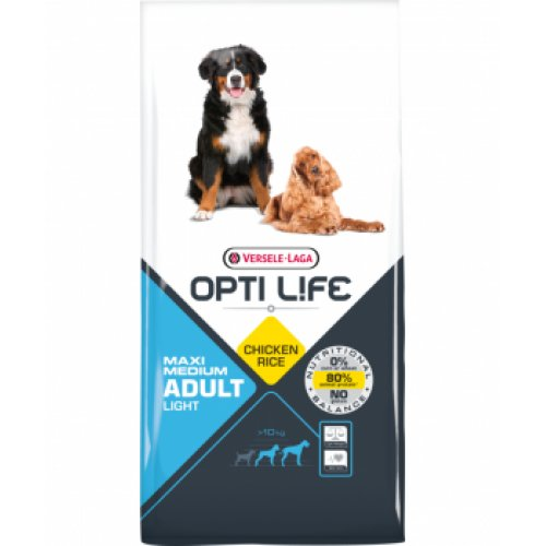 Hundefutter Light - Opti Life