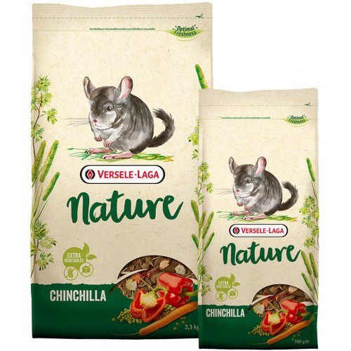 Chinchilla Futter Nature - Versele Laga