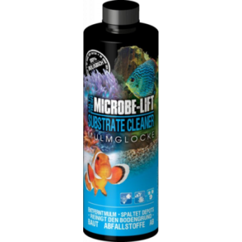 Substrate Cleaner Mulmglocke - Microbe-Lift