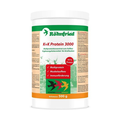 K+K Protein 3000 - Röhnfried